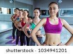 bodycare  sport  vitality ... | Shutterstock . vector #1034941201