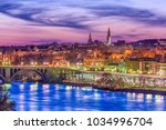 georgetown  washington dc  usa... | Shutterstock . vector #1034996704
