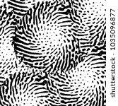 black and white grunge stripe... | Shutterstock .eps vector #1035096877