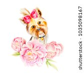 Watercolor Greeting Card. The...