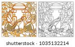 poster  background with...   Shutterstock .eps vector #1035132214