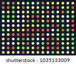 pattern sphere 3d model | Shutterstock . vector #1035133009