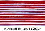 brush strokes and stripes with... | Shutterstock .eps vector #1035168127