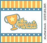 employee appreciation... | Shutterstock .eps vector #1035181285