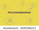 conceptual business...   Shutterstock . vector #1035186211