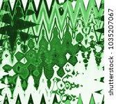 abstract zigzag pattern | Shutterstock . vector #1035207067