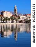 Small photo of Town Split, Central Dalmatia, Croatia