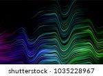 dark multicolor  rainbow vector ... | Shutterstock .eps vector #1035228967