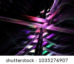beautiful abstract background | Shutterstock . vector #1035276907