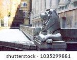london snow park | Shutterstock . vector #1035299881