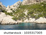 a wonderful creek in the... | Shutterstock . vector #1035317305
