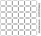 geometric vector pattern ... | Shutterstock .eps vector #1035354661