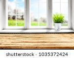 table background with free... | Shutterstock . vector #1035372424