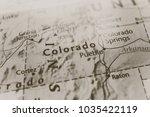 colorado state  usa | Shutterstock . vector #1035422119