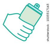 soda can design | Shutterstock .eps vector #1035517165