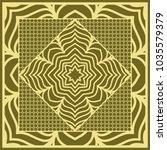 mandala background  geometric...   Shutterstock .eps vector #1035579379
