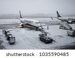 charleroi  belgium. 26th... | Shutterstock . vector #1035590485