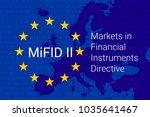 markets in financial... | Shutterstock .eps vector #1035641467