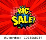 vector sale banner background.... | Shutterstock .eps vector #1035668359