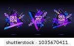 vector framework for text....   Shutterstock .eps vector #1035670411