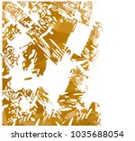 abstract blots background with... | Shutterstock .eps vector #1035688054