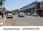 botswana  francistown  october... | Shutterstock . vector #1035692239