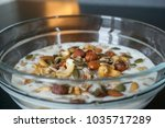 close up of super tasty and... | Shutterstock . vector #1035717289