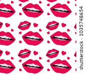 Sensuality Lips And Hearts...