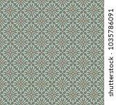 vector elegant seamless pattern | Shutterstock .eps vector #1035786091
