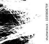 abstract grunge grid stripe... | Shutterstock . vector #1035808759