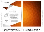 light orange vector  background ...
