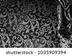 silk cloth royal monogram.... | Shutterstock . vector #1035909394