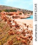 greece ios agia theodoti beach   Shutterstock . vector #1035912145