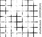 grunge halftone black and white ... | Shutterstock .eps vector #1035928141