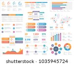 infographic vector illustration.... | Shutterstock .eps vector #1035945724