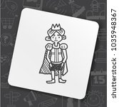 icon art idea  | Shutterstock .eps vector #1035948367