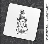 icon art idea  | Shutterstock .eps vector #1035948394
