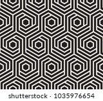 vector seamless pattern. modern ... | Shutterstock .eps vector #1035976654