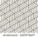 vector seamless pattern. modern ... | Shutterstock .eps vector #1035976657