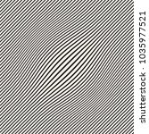 halftone bloat effect optical... | Shutterstock .eps vector #1035977521