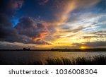 Sunset Nature River Sky...