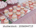 beautiful decoration of the... | Shutterstock . vector #1036044715
