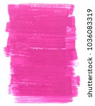 watercolor pink background ... | Shutterstock . vector #1036083319