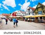 stavanger  norway   july 22 ...   Shutterstock . vector #1036124101