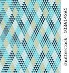 Seamless Geometric Pattern  2