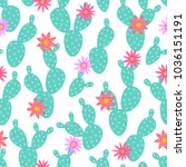 vector seamless pattern with...   Shutterstock .eps vector #1036151191