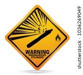 international pressurized... | Shutterstock .eps vector #1036269049