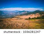 acatenango  antigua  guatemala | Shutterstock . vector #1036281247