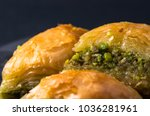 close up of traditional turkish ... | Shutterstock . vector #1036281961