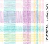 seamless tartan plaid pattern....   Shutterstock .eps vector #1036287691